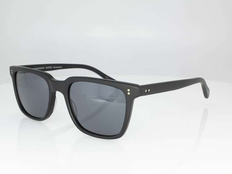 Oliver Peoples NDG-1 Sun Noir + Indigo Photochromic Glass