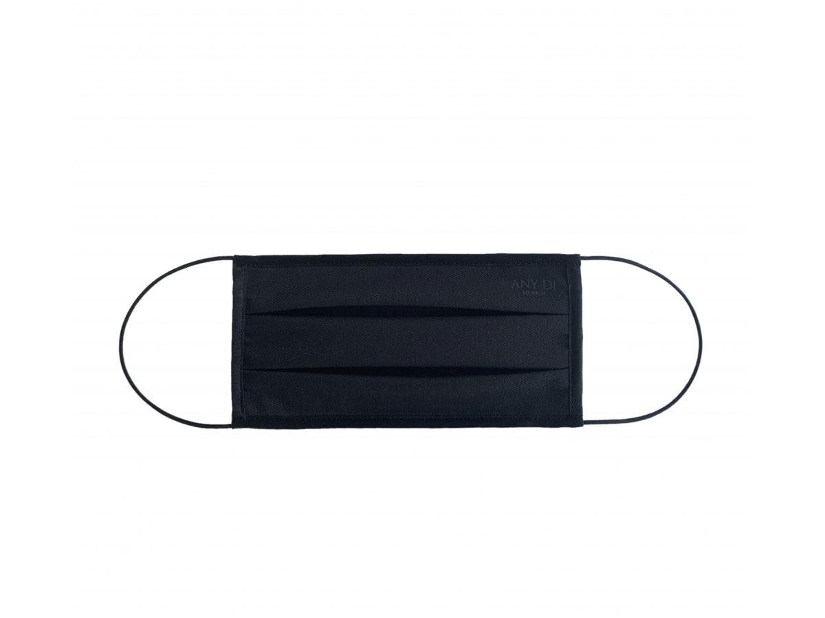 Any-Di StaySave Pocket -  Etui mit Atemschutzmaske - Black