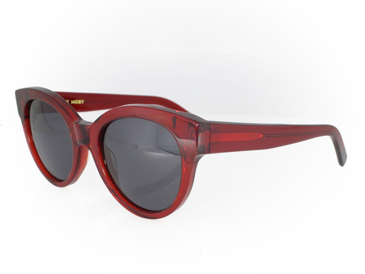 Dick Moby Paris ORY deep red