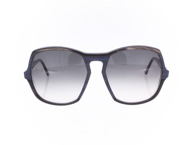 Hoffmann Ralph Vaessen Jochem grau-schwarz mit Holz dunkelblau