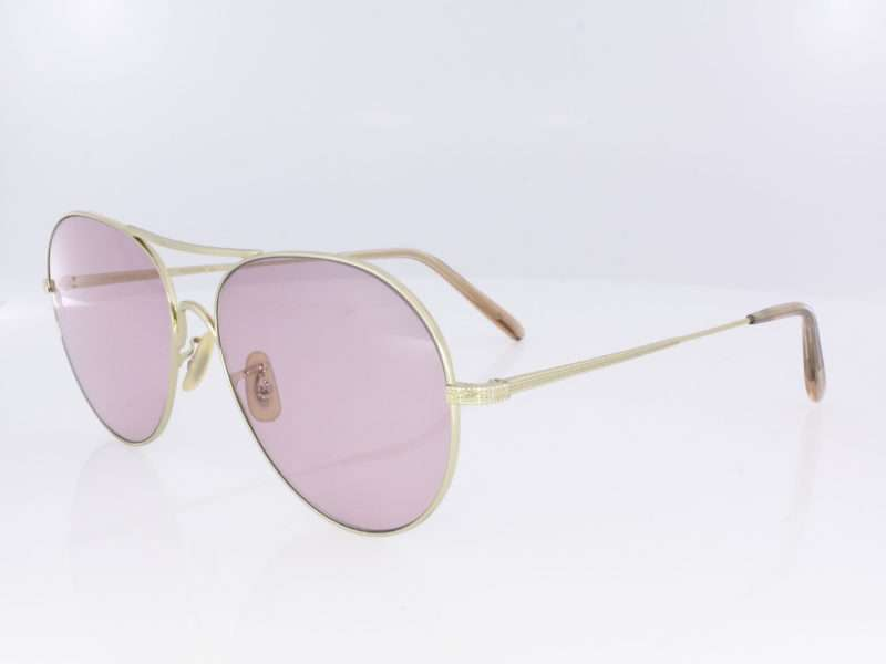 Oliver Peoples Rockmore gold glänzend 50354Q