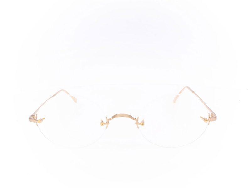 Gernot Lindner GL403 sterling silber rosévergoldet matt