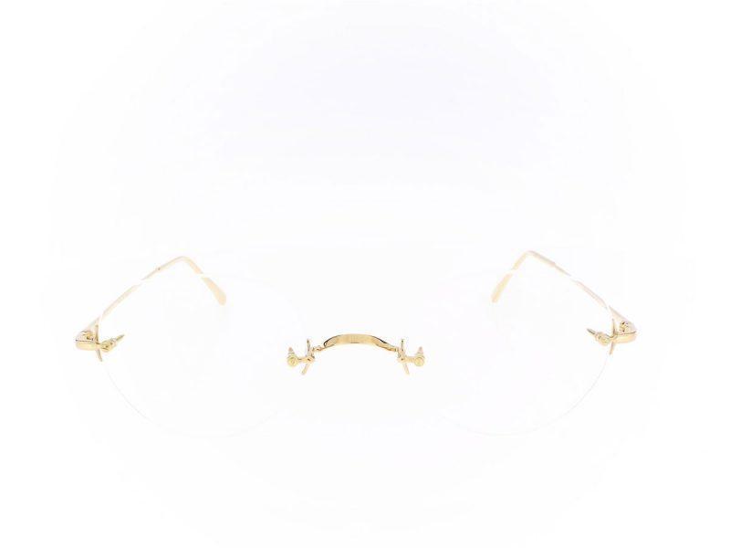 Gernot Lindner GL427 sterling silber vergoldet