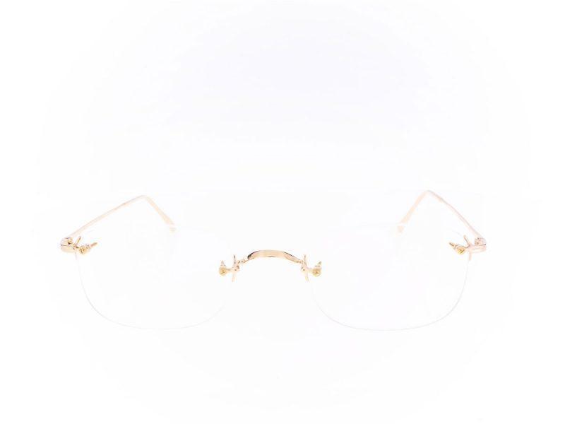 Gernot Lindner GL451 sterling silber rosévergoldet