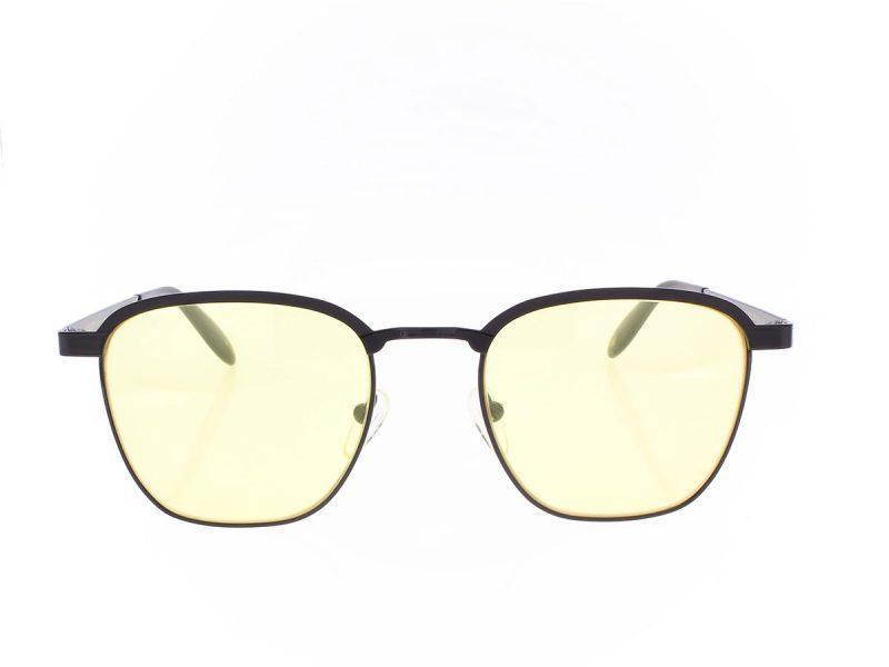 Moscot Mish Sun matte/shiny black 51-20