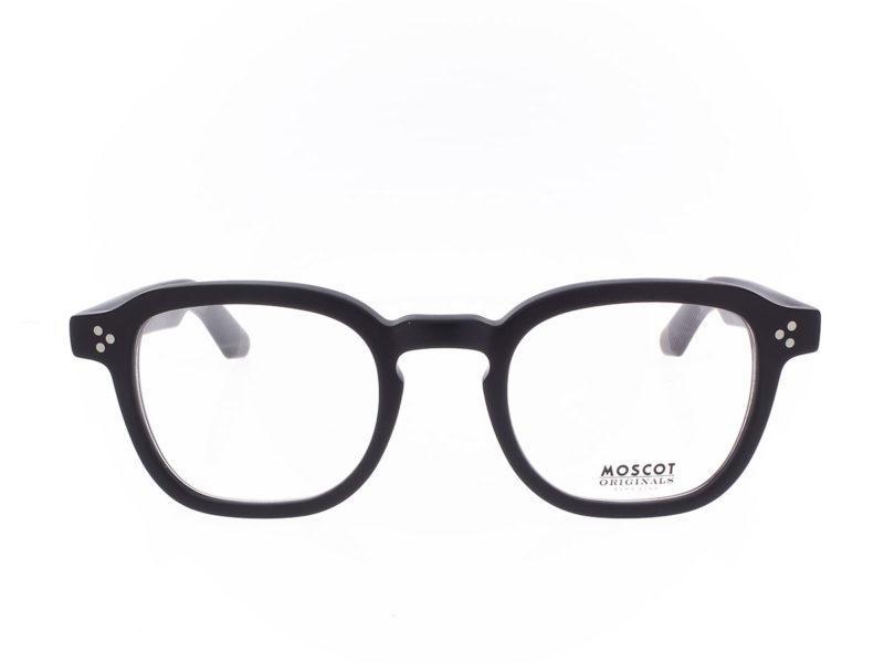 Moscot Momza matte black 49-23