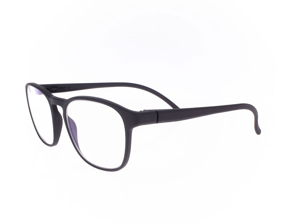 Rolf Spectacles Substance Ruki blackgrey 01 L/M