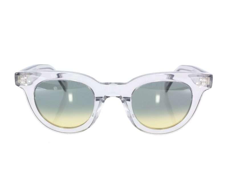 Céline Anna grey transparent amber grey gradient 41375